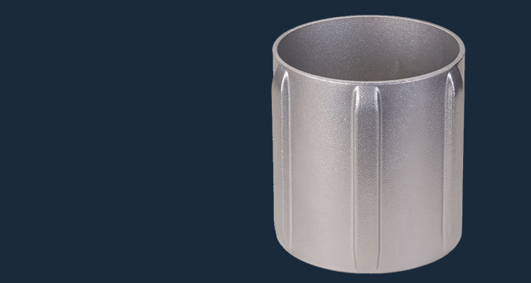 Straight Vane Solid Centralizer