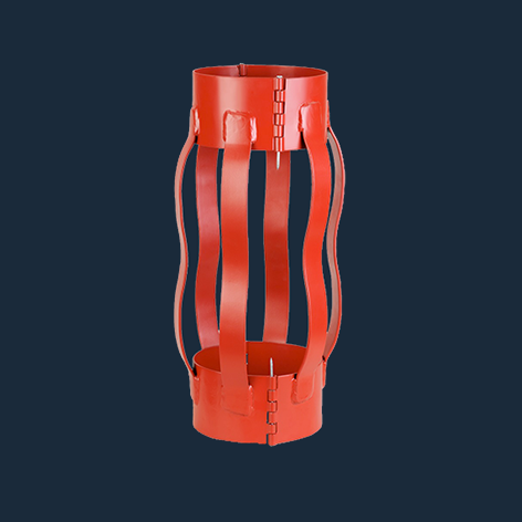 HINGED WELDED SEMI RIGID BOW SPRING CENTRALIZER