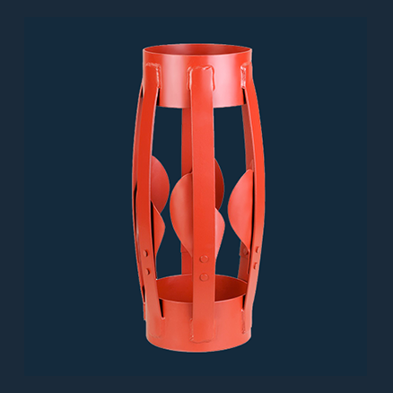 SLIP ON WELDED CENTRALIZER WITH TURBO FINS