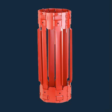 HINGED NON-WELD RIGID BOW CENTRALIZER