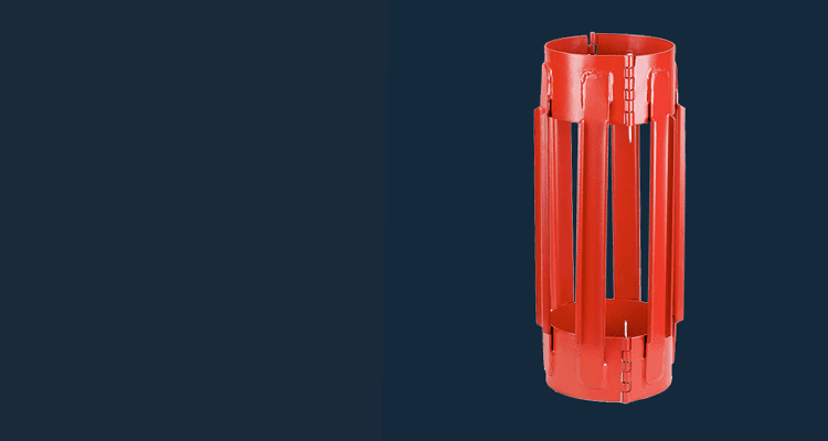 hinged welded rigid bow centralizer
